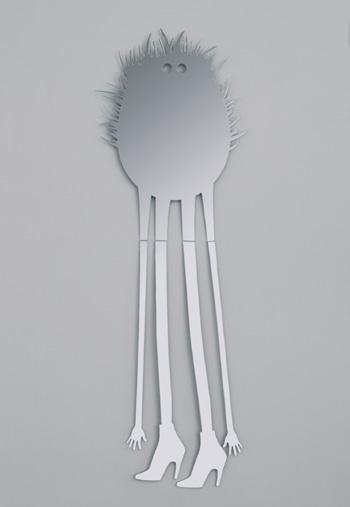 Decorare con gli specchi mammachecasa - Specchio ikea krabb ...