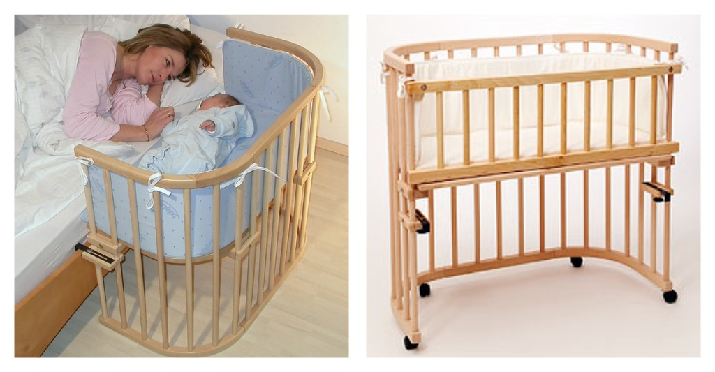 Co-sleeping, bonding e bedside cots (o culle da affiancare ...