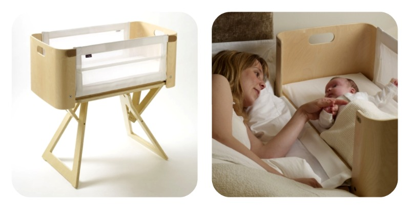 Co sleeping bonding e bedside cots o culle da affiancare - Lettino neonato letto matrimoniale ...