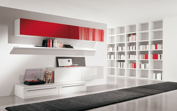 Pareti Colorate Soggiorno ~ Il meglio del design degli interni
