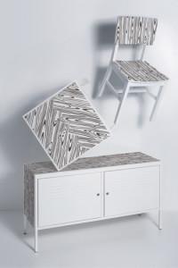 Adesivi per mobili mammachecasa for Adesivi mobili ikea