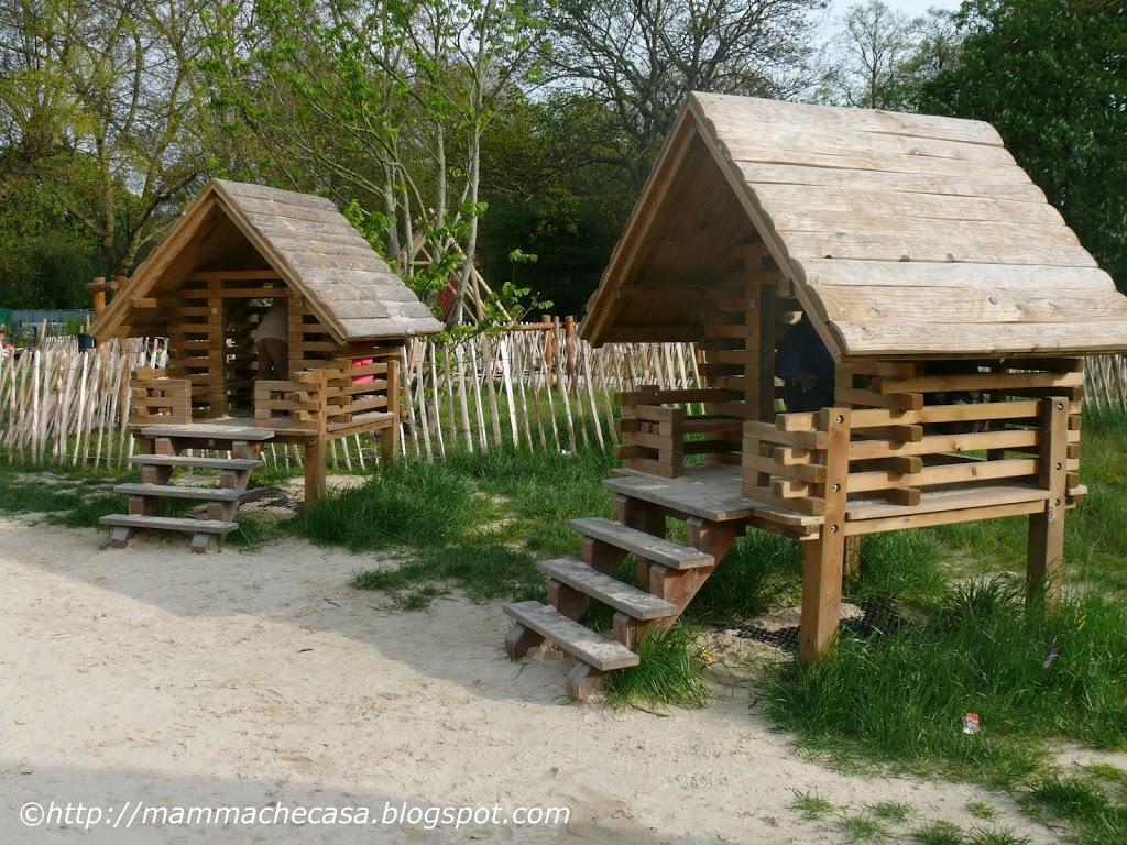 Casette in legno fai da te per bambini interesting for Casetta lemnos