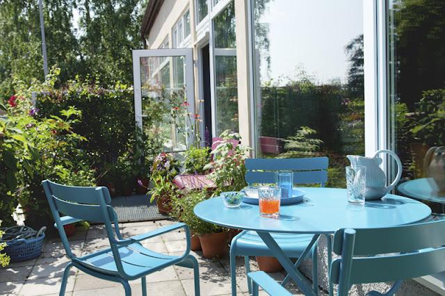 Un giardino colorato mammachecasa