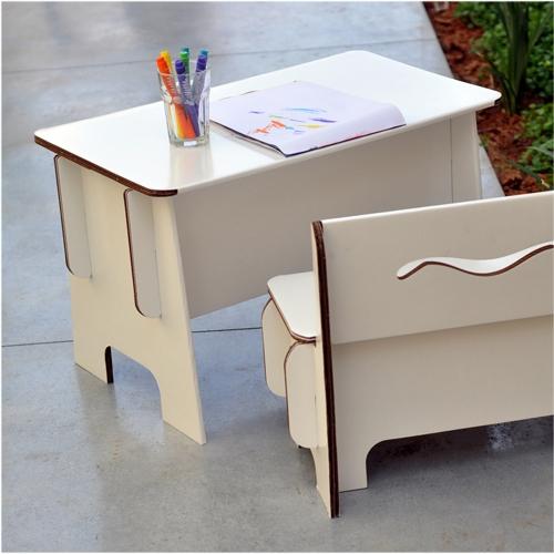 Tavoli in cartone per bambini mammachecasa - Tavolini per bambini disney ...