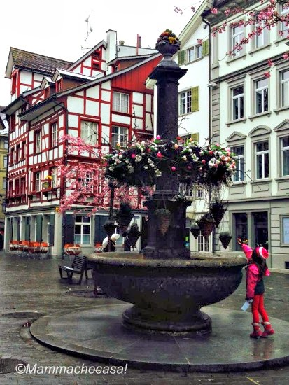primavera in svizzera