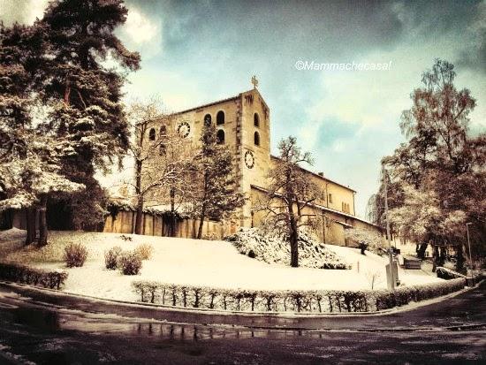 chiesa in svizzera