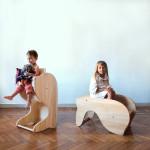 Design per bambini autoprodotto: tendenze