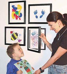 davinci-kids-art-frame