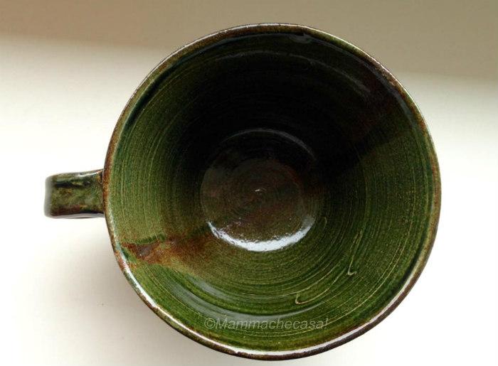 tazza-ceramica-verde