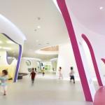 Family Box, spazio educativo multicolor a Pechino